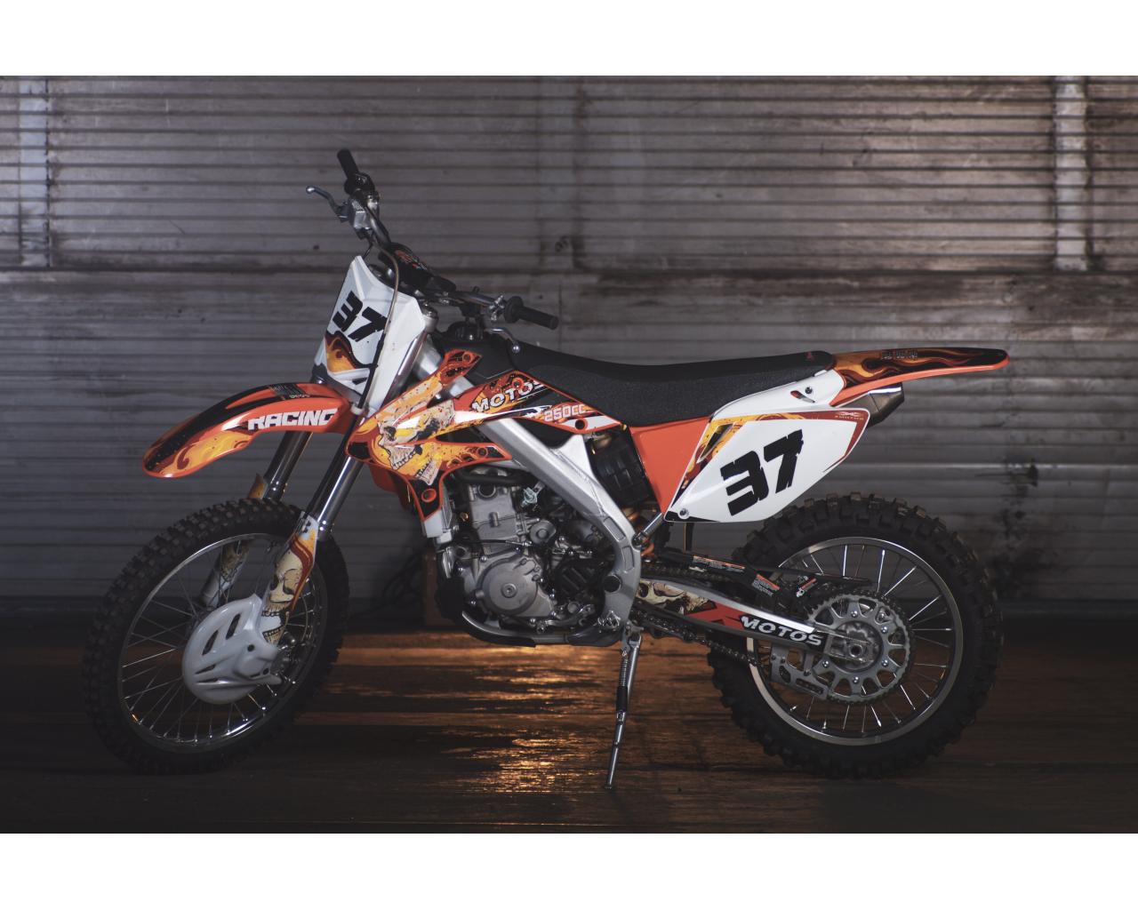 Xmotos XB37 250cc V4