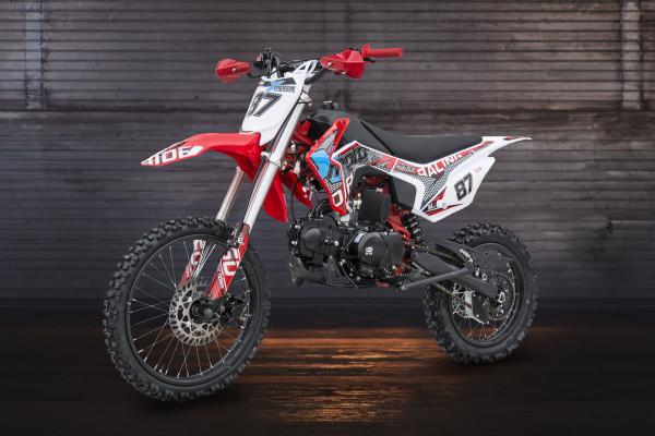 Motorcycle XMOTOS - XB87 125cc 4t 17/14
