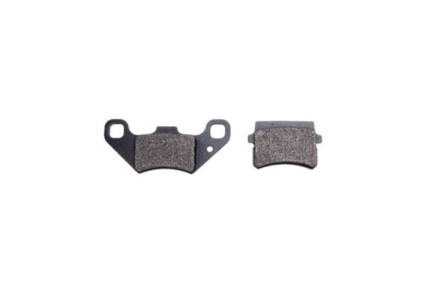 Rear brake pads XMOTOS XB29 125cc