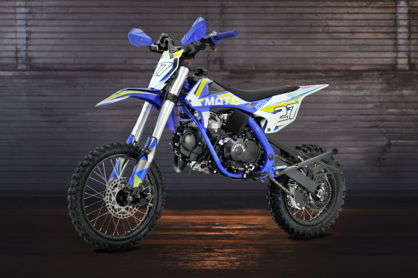Motorcycle XMOTOS - XB27 125cc 4t k-start 14/12