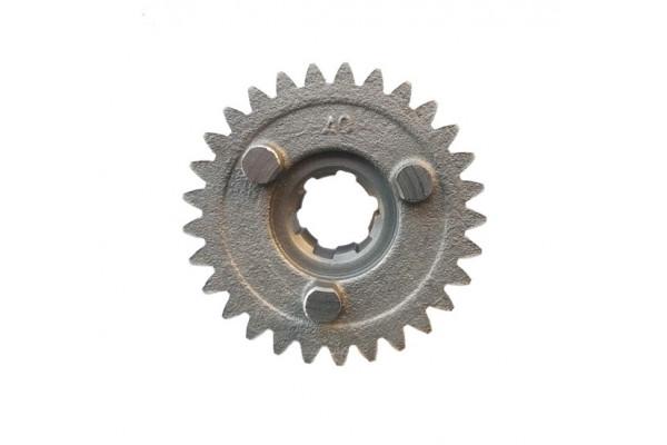Gear type 2 XMOTOS XB29 160cc