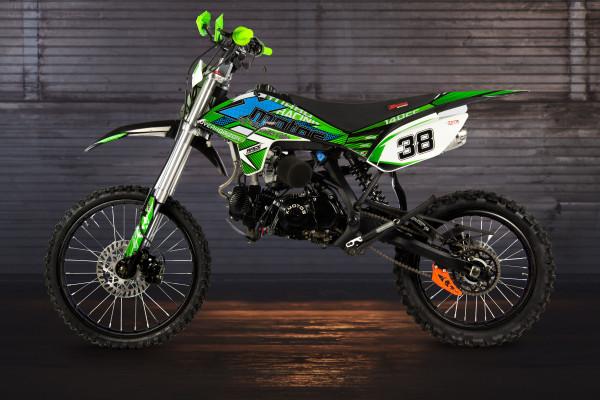 Motorcycle XMOTOS - XB38 140cc 4t 19/16