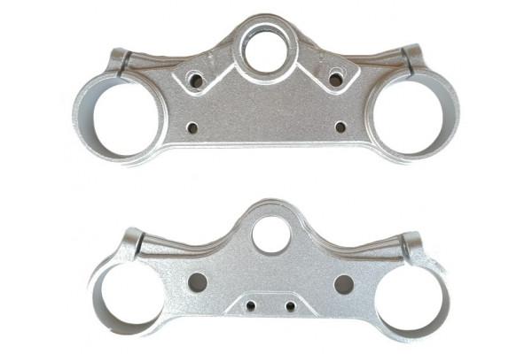 Triple clamp bottom+top XMOTOS XB20