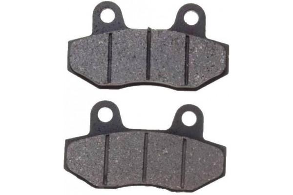 Brzdové destičky Xmotos XB31 (přední i zadní), XB37/39 (přední)