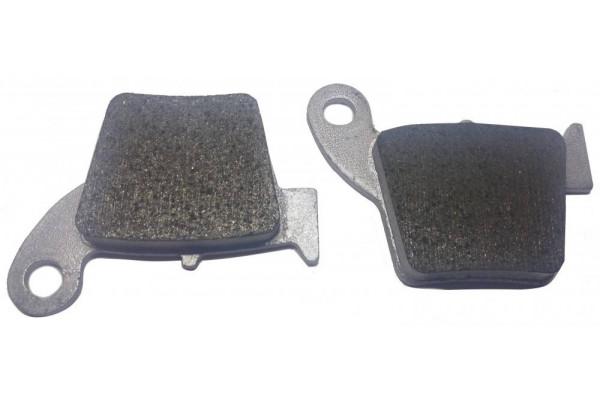 Brzdové destičky zadní Xmotos XB37/XB39
