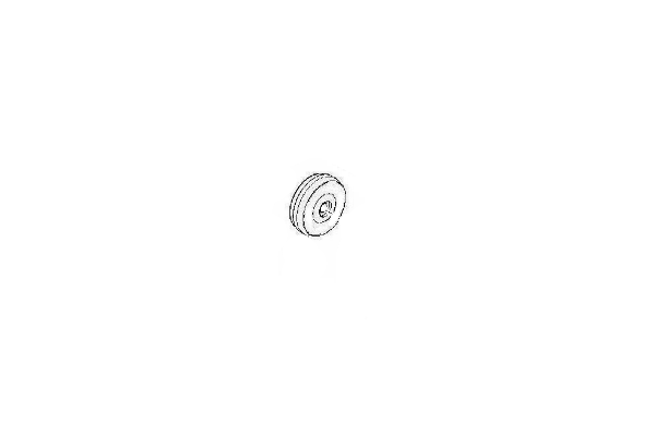 rozvody - vodící kolečko  140cc XB87