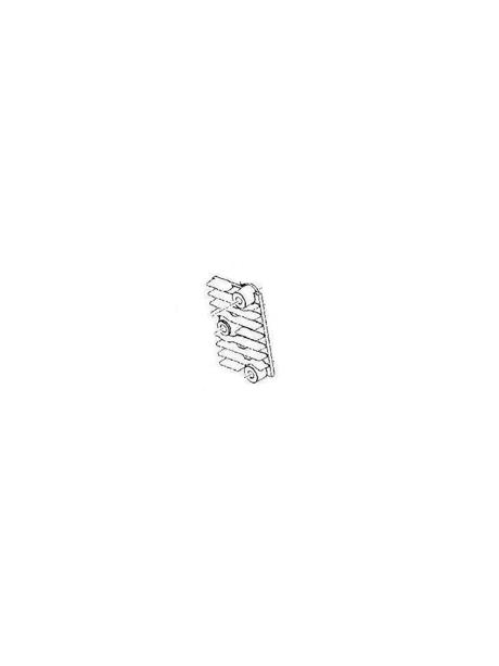 Kryt motoru z boku hlavy XB27/XB33